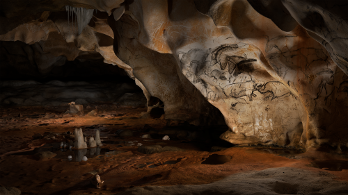 Chauvet Painted Cave, The Final Passage Film