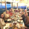 Jo Anne, Charlie Steinmetz and EISP supporters, Rapa Nui
