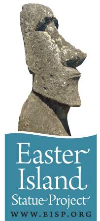 easter island statue project Ahu tongariki is the largest ahu on easter island  unofficial easter island homepage easter island statue project how to make walking moai:.