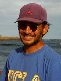 Cristián Arévalo Pakarati, Rapa Nui Artist & EISP Co-investigator