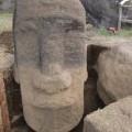 Moai RR-001-156, front view. © EISP.ORG 2013